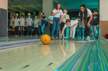 Фамільний дім допоміг провести благодійний турнір з боулінгу