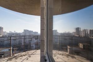 Сады Семирамиды. Закончили бетонные работы и укладку наружных стен