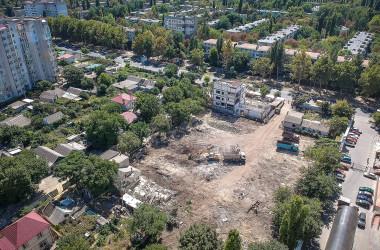 Територія для нового житлового комплексу