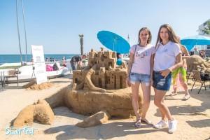 Фамильный Дом в третий раз поддержал масштабный Фестиваль песчаной скульптуры